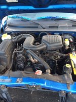 Picture of 1998 Dodge Dakota 2 Dr Sport Extended Cab SB, engine
