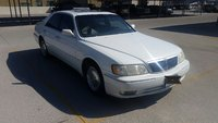 Picture of 2000 Infiniti Q45 4 Dr STD Sedan, exterior