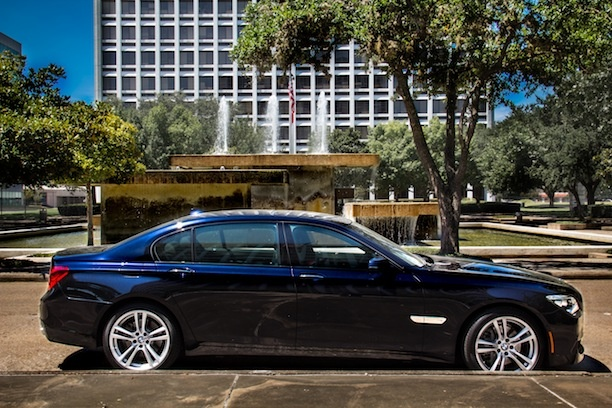 Picture of 2015 BMW 7 Series 740Li