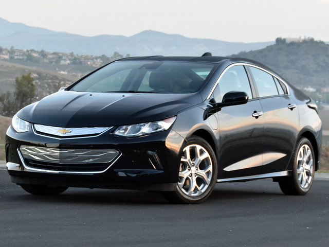 2016 Chevrolet Volt - Test Drive Review - CarGurus