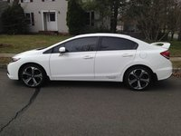 Picture of 2014 Honda Civic Si w/ Summer Tires, exterior, gallery_worthy