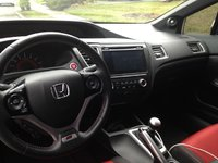 Picture of 2014 Honda Civic Si w/ Summer Tires, interior, gallery_worthy