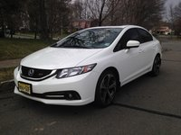 Picture of 2014 Honda Civic Si w/ Navigation, exterior, gallery_worthy