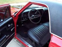 Picture of 1970 Chevrolet Blazer, interior