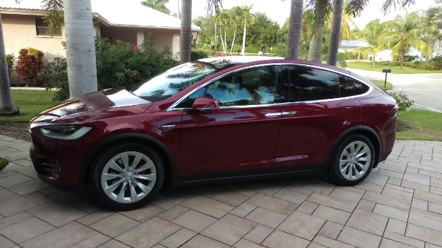 Picture of 2016 Tesla Model X P90D AWD, exterior, gallery_worthy