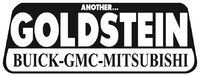 Goldstein Buick GMC Mitsubishi logo