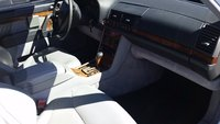 Picture of 1992 Mercedes-Benz 600-Class 4 Dr 600SEL Sedan, interior
