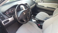 Picture of 2008 Mitsubishi Galant ES, interior