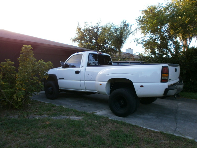 Picture of 2001 GMC Sierra 3500 SL 4WD