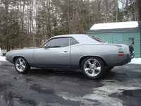 1972 Plymouth Barracuda Overview