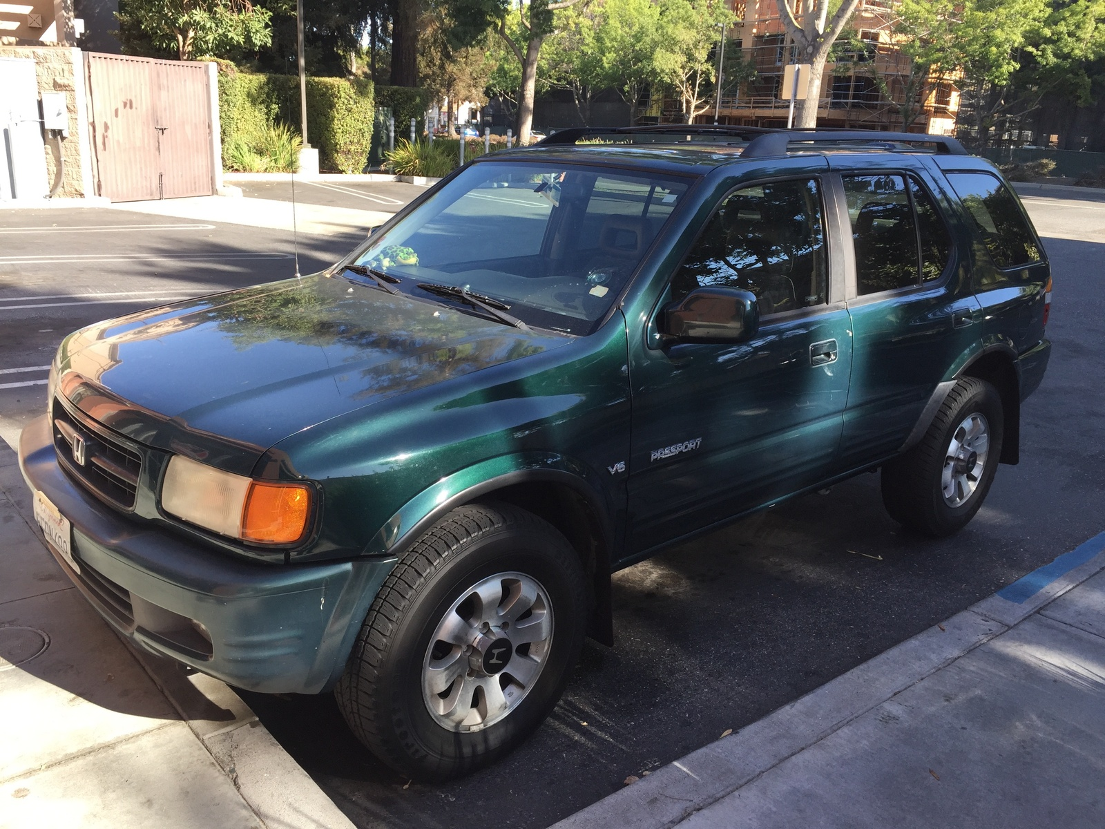 1998 Honda Passport Overview Cargurus
