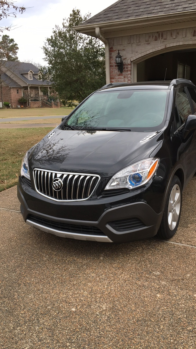 2015 2016 buick encore for sale in your area cargurus. Black Bedroom Furniture Sets. Home Design Ideas