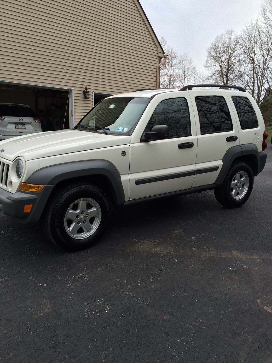 jeep liberty questions - i posted my 2006 jeep liberty,when
