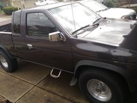 Picture of 1995 Nissan Truck XE V6 4WD Extended Cab SB, exterior