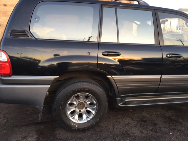 Picture of 2000 Lexus LX 470 Base
