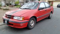 Picture of 1994 Toyota Tercel 4 Dr DX Sedan