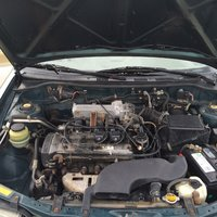 Picture of 1995 Toyota Tercel 4 Dr DX Sedan, engine
