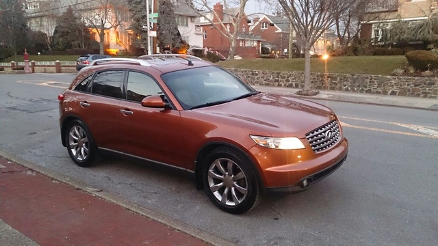 Picture of 2004 INFINITI FX45 AWD