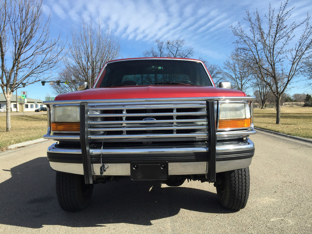 Picture of 1992 Ford F-250 2 Dr STD 4WD Extended Cab LB