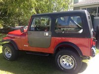 1983 Jeep CJ-7 Overview