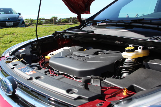 Picture of 2016 Ford Escape, engine, gallery_worthy