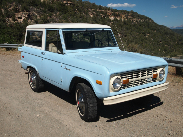 Picture of 1972 Ford Bronco