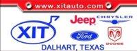 XIT Chrysler Dodge Jeep Ram logo