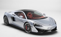 2017 McLaren 570GT, Front-quarter view., exterior, manufacturer, gallery_worthy