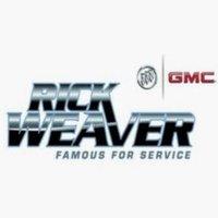 Rick Weaver Buick GMC logo