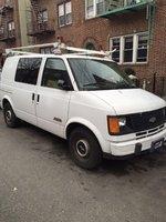 1994 Chevrolet Astro Cargo Van Picture Gallery