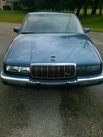 Picture of 1991 Buick Riviera STD Coupe, exterior