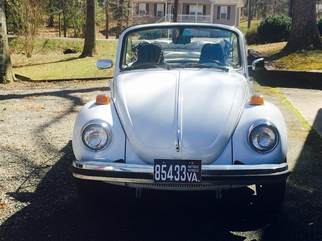 Picture of 1976 Volkswagen Super Beetle