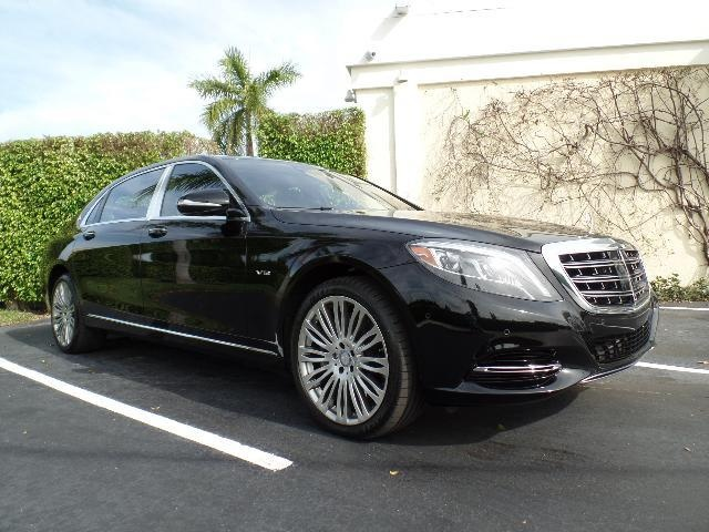 Picture of 2016 Mercedes-Benz S-Class Maybach S600