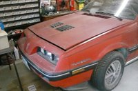 Picture of 1985 Pontiac Sunbird LE Convertible, exterior, gallery_worthy