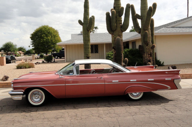 Picture of 1959 Pontiac Bonneville