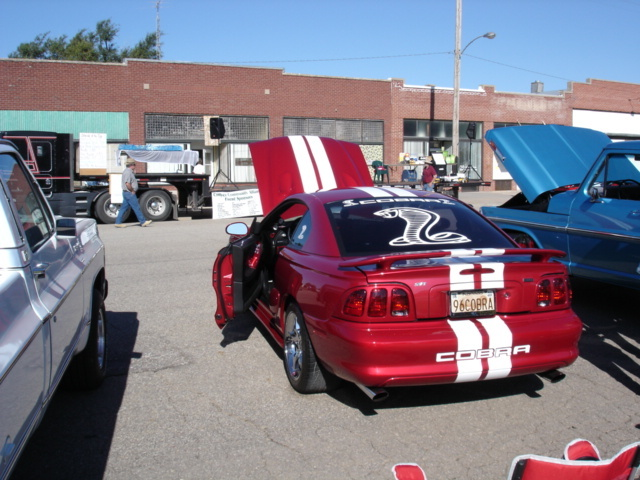 Ford Mustang Svt Cobra Questions How Do I Find A