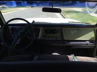 Picture of 1972 Chevrolet Suburban, interior