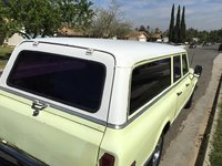1972 Chevrolet Suburban Picture Gallery