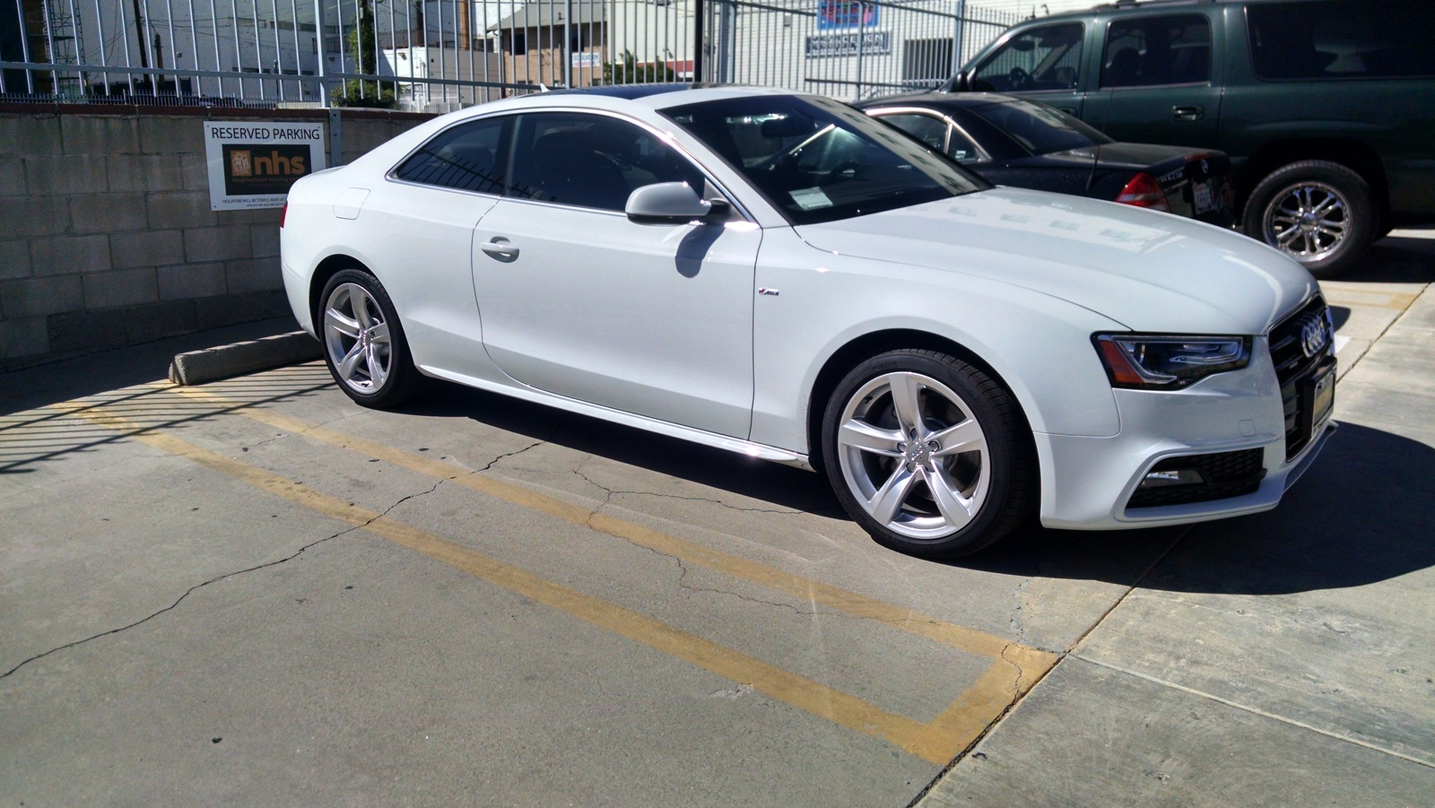 Audi dealers near dallas tx