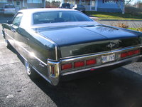 1972 Lincoln Continental, Rear View