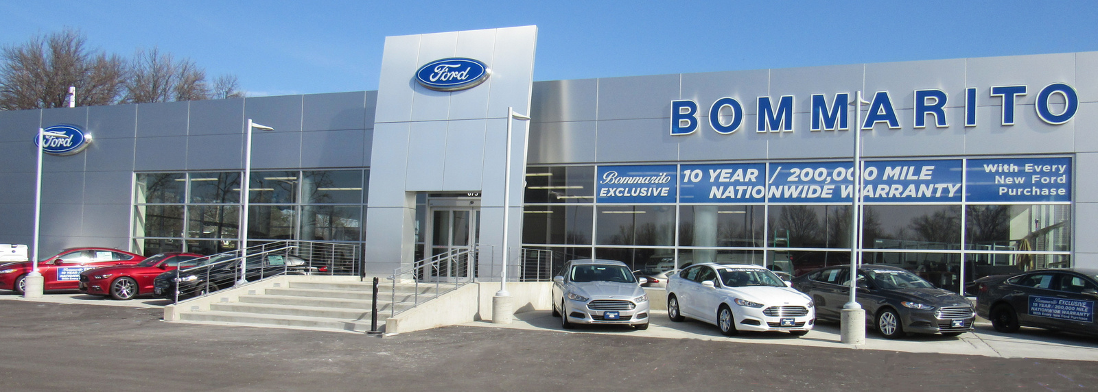 Bommarito Ford Hazelwood Mo Read Consumer Reviews