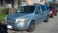 Picture of 2007 Chevrolet Uplander LS, exterior
