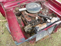 Picture of 1964 Plymouth Valiant, engine