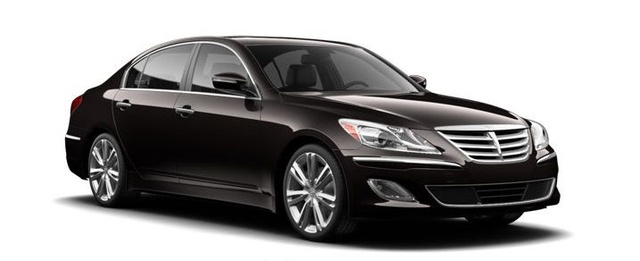 Beautiful 2014 Hyundai Genesis Overview