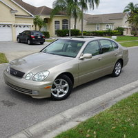 2001 Lexus GS 430 Picture Gallery