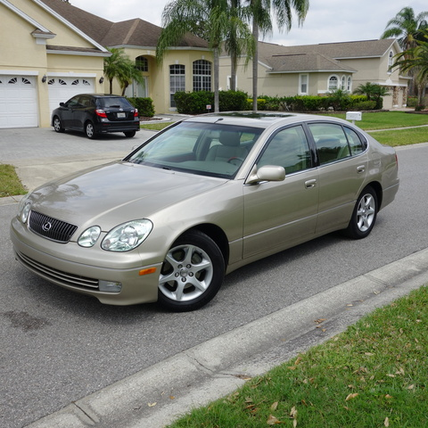 Picture of 2001 Lexus GS 430 Base
