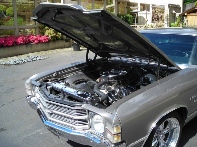 Picture of 1971 Chevrolet El Camino, engine, gallery_worthy