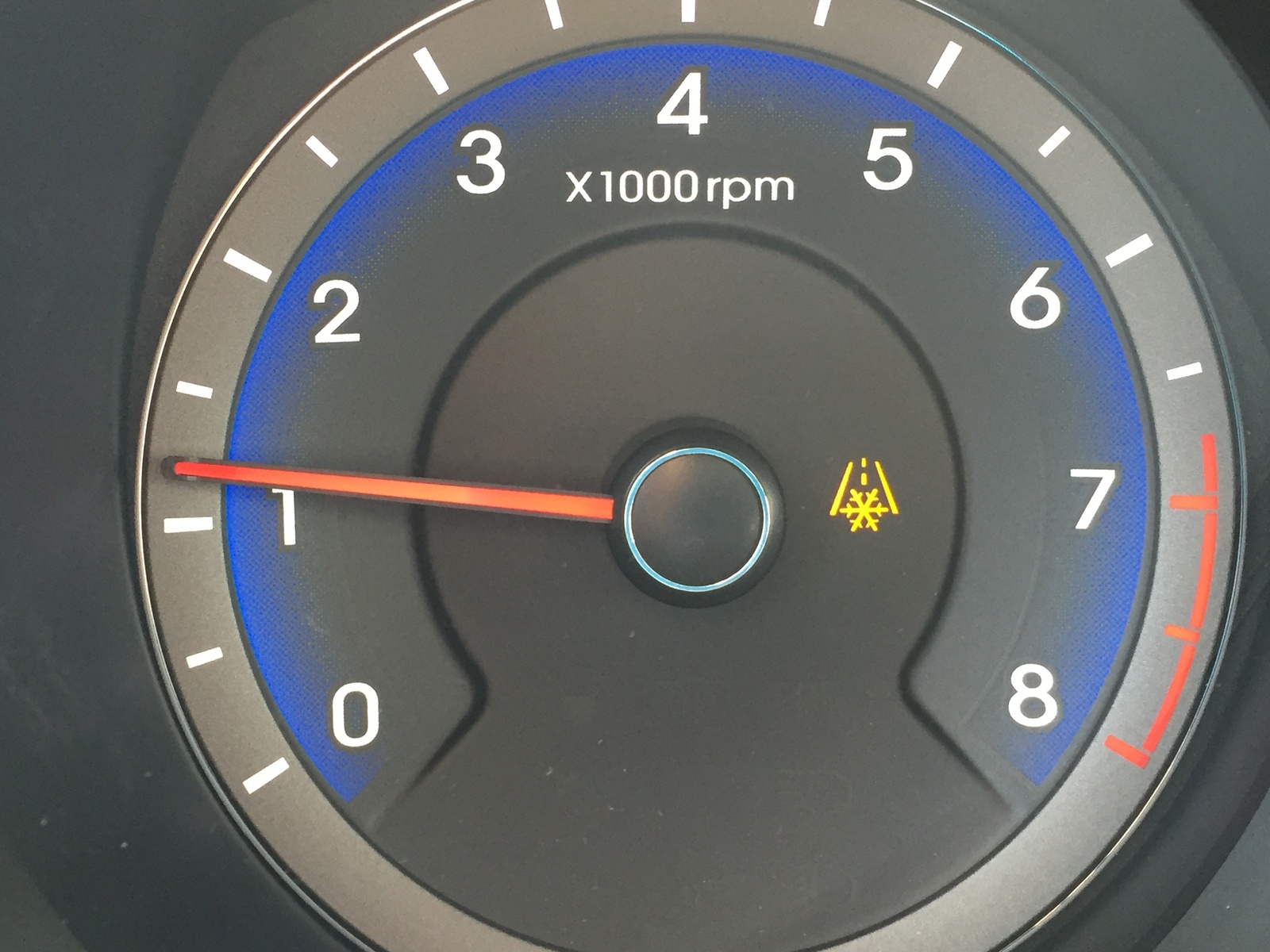 Warning Light Is On. What Is It?