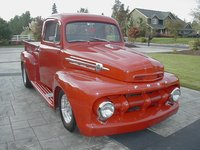 1952 Ford F-100 Picture Gallery