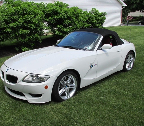 Bmw Z4 Coupe For Sale: 2007 BMW Z4 M